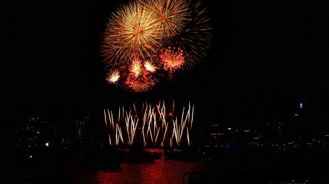 July 04 Fireworks