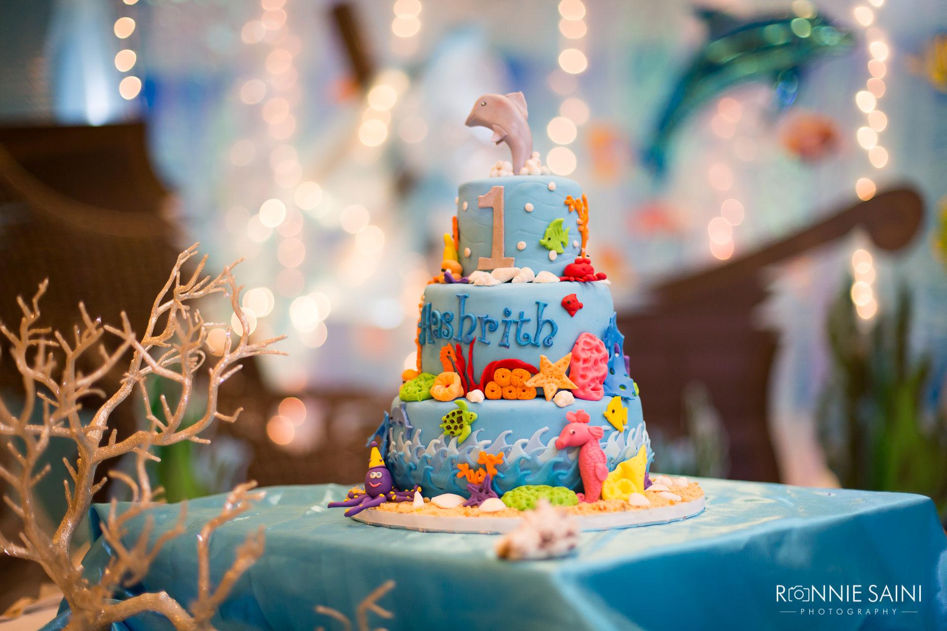 Stupendous Aquarium Themed Ocean Birthday Party Boston Funny Birthday Cards Online Necthendildamsfinfo
